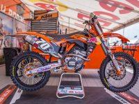 Spezielle Motocross-Maschinen